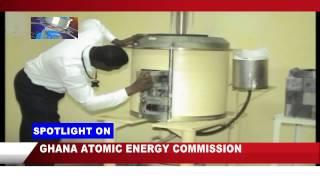 SPOTLIGHT ON GHANA ATOMIC ENERGY COMMISSION ON NEWS TECHNOLOGY