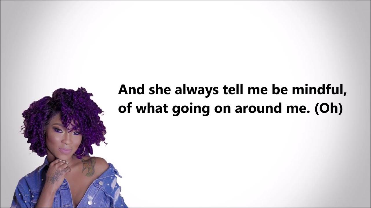 Patrice Roberts- Not One Thing (Lyrics) - YouTube