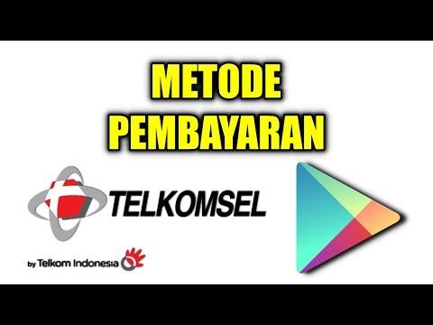 Cara Menambahkan Metode Pembayaran Telkomsel Di Play Store