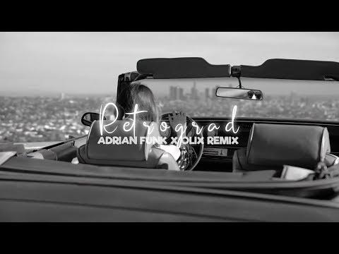 DJ PROJECT Feat. Andia - Retrograd (Adrian Funk X OLiX Remix)