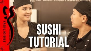 SUSHI - so wird's gemacht =) - Maki, Nigiri, Inside Out Roll, Sushi Fisch