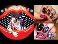 Granrodeo Henai no Rondo CD Cover Inspired Nail 偏愛の輪舞曲