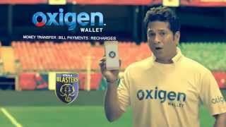 KERALA BLASTERS FC POWERED BY OXIGEN WALLET