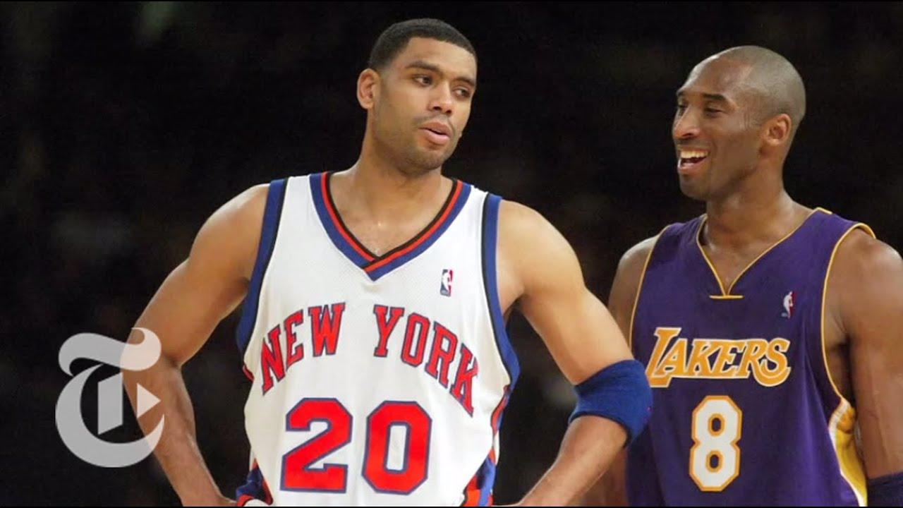 Sports NBA Playoffs Allan Houston on Kobe Bryant