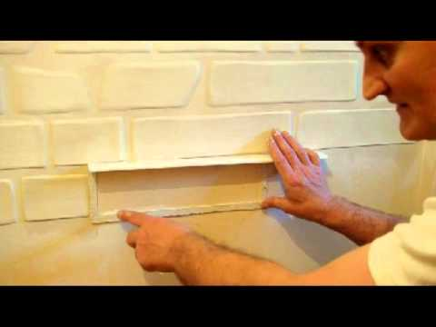 artex wall youtube. Black Bedroom Furniture Sets. Home Design Ideas