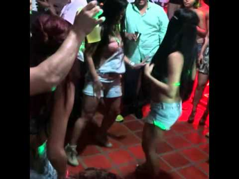 Maracaibo Gogo Dancer, Venezuela, Party Tropical H