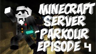 Minecraft Server Parkour Episode 4 - The Philosphical Geko