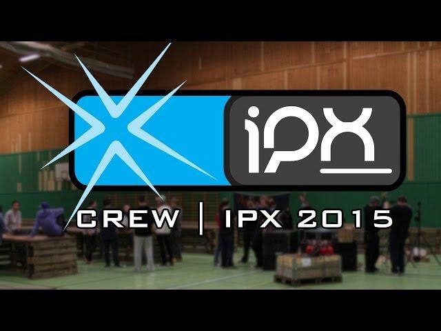IPX 2015   Meld deg på som crew