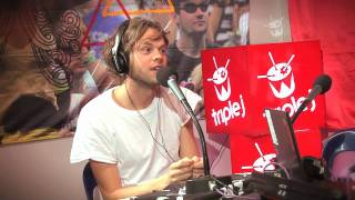BIG DAY OUT: Nick Littlemore (Pnau) Interview