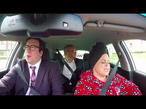 Radio Wave Carpool Karaoke