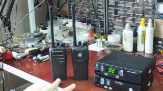 преимущества новых аналоговых радиостанций Motorola DP1400 и DM1400