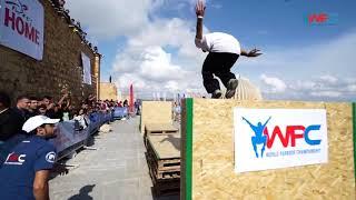 World Parkour Championship in Mardin / Serbest Koşu ve Parkur Dünya Kupası Mardin