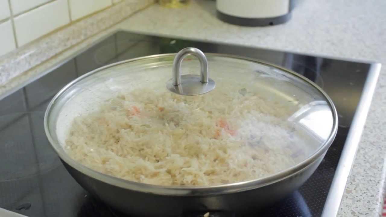 How to cook plain rice polao bangla bengali food youtube forumfinder Choice Image