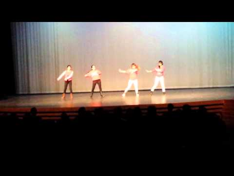KPOP Dance at Long Reach High School Culture Show 2014