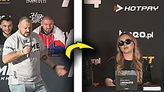 FAME MMA 4 - I KONFERENCJA - NAJLEPSZE MOMENTY! LINKIEWICZ, LIL MASTI, BOXDEL I INNI!