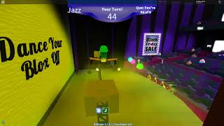 Kitty Leona's cousin-Roblox-Dance Your Blox Off-Ex's And Oh's-Jazz-Pt.4