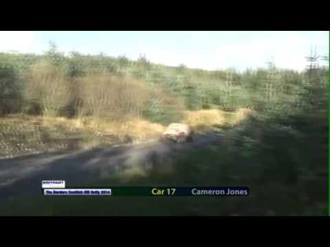 Cameron Jones Racing Scottish Hillrally 2014 comp Safari Simmbugghini