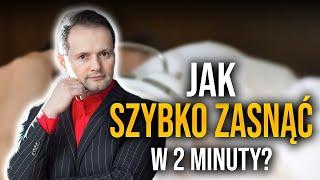 Jak Zasnąć w 2 Minuty (oglądaj przed snem)