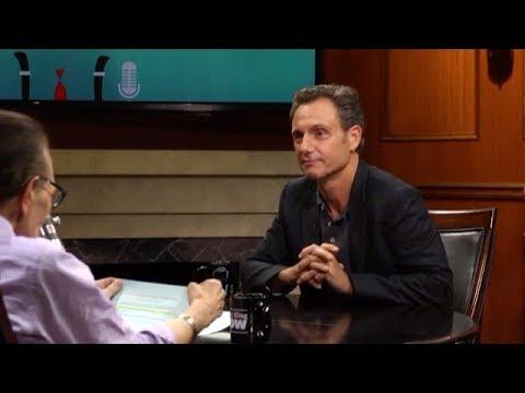 Tony: Fitz is better for Liv...❤️  Amazing T.Goldwyn on Larry King Now  04.10.17