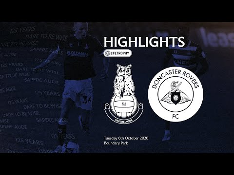 Oldham Doncaster Goals And Highlights