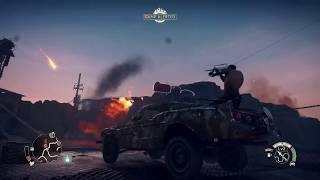 Winning trust of GUTGASH - MAD MAX 1080p Ultra Graphics Action Gameplay