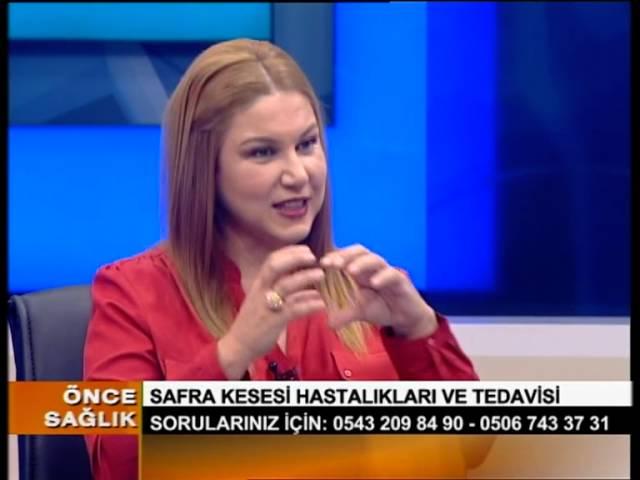 Prof. Dr. Hasan Taşçı - Safra Kesesi - Ülke TV - Önce Sağlık 14.10.2012