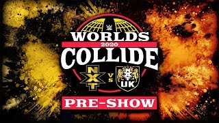 WWE Worlds Collide Pre-Show: Jan. 25, 2020