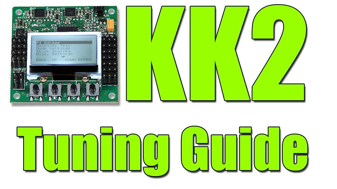 kk2 1 flight controller guide guides dronetrest