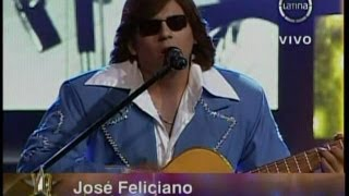 """Yo Soy 26-08-13 JOSE FELICIANO Sorprende al Jurado con """"Angela"""" [Yo Soy 2013] COMPLETO"""