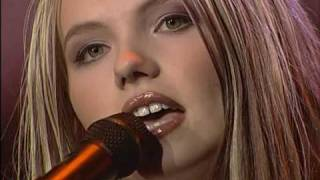 Lene Marlin - Sitting Down Here (Popcorn Live 1999) HD