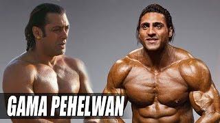 Salman Casts Wrestler 'Varinder Singh Ghuman' For 'Gama Pehalwan'