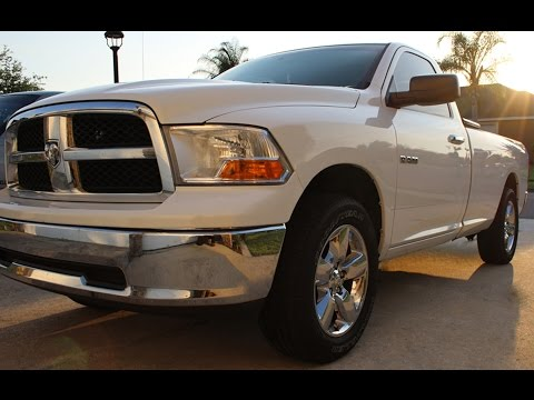 How to Install a Daystar Leveling kit on a 09-15 Dodge Ram 1500