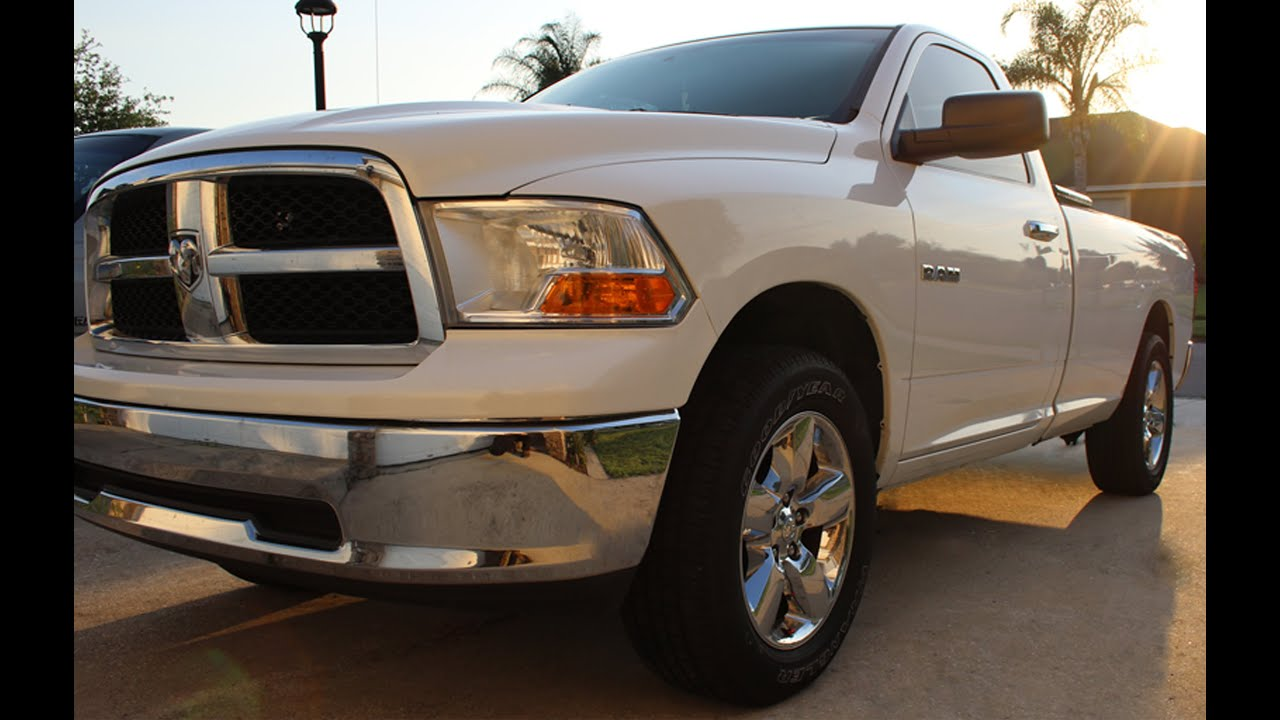ram 1500 leveling kit dodge daystar