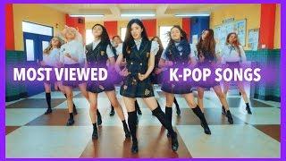 MOST VIEWED K-POP SONGS OF 2017 ON YOUTUBE • APRIL • WEEK 4