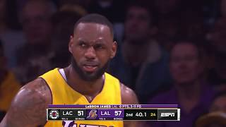 Los Angeles Lakers vs Los Angeles Clippers | December 25 2019