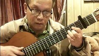 Nghìn Trùng Xa Cách (Phạm Duy) - Guitar Cover by Hoàng Bảo Tuấn