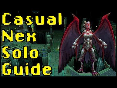 Casual Nex Solo Guide