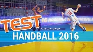 Handball 16 : Test - Gameplay - PC PS4 ONE 1080P