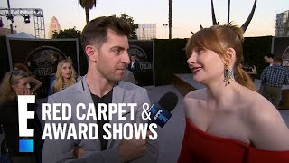 "Bryce Dallas Howard on Chris Pratt: ""He Works His Butt Off"" 