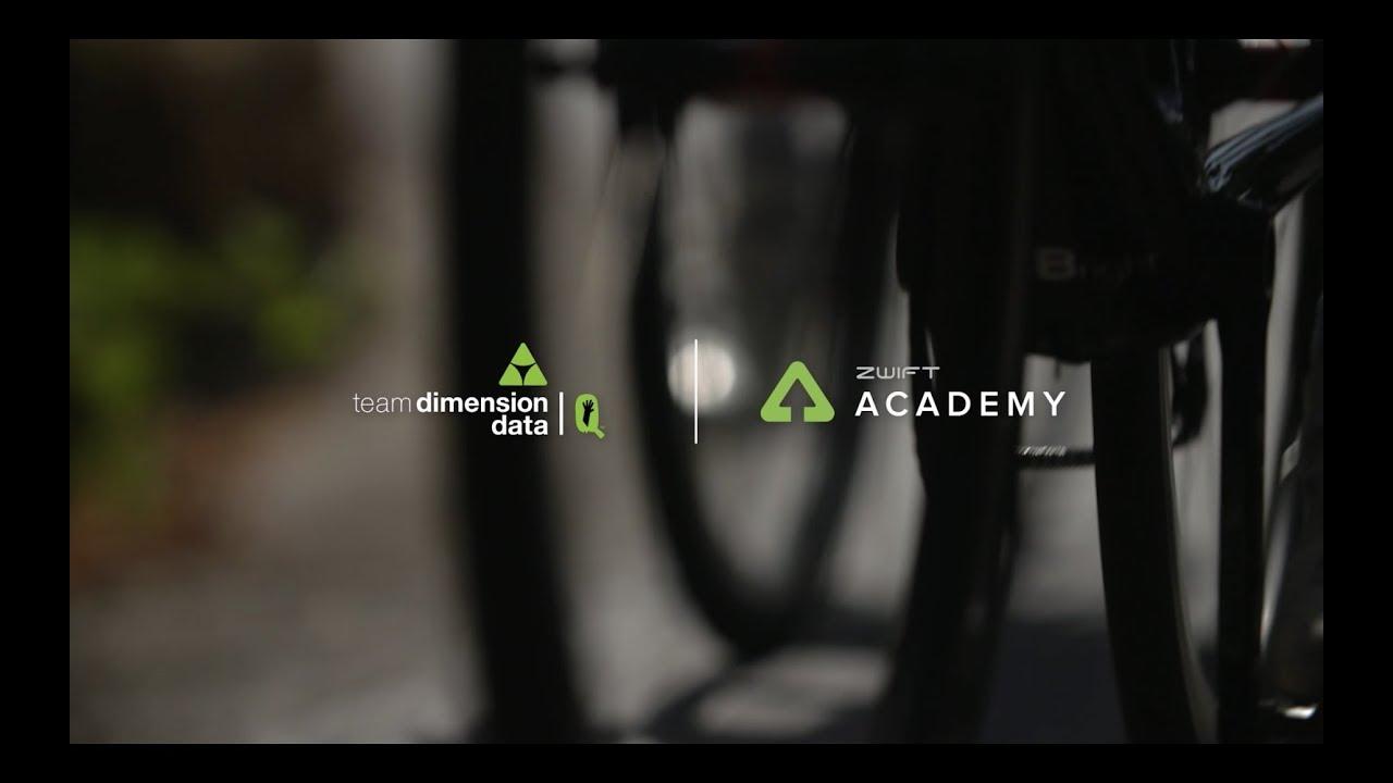 Team Dimension Data Zwift Academy - 2017 - YouTube ac4604179