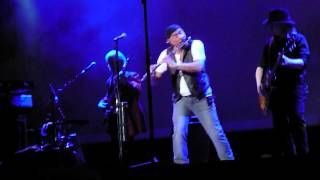 'Wootton Bassett Town'  Ian Anderson of Jethro Tull (Live) @ Newcastle City Hall 17thApril 2012