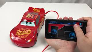 Sphero Cars Ultimate Lightning McQueen Unbox & Review (4K)