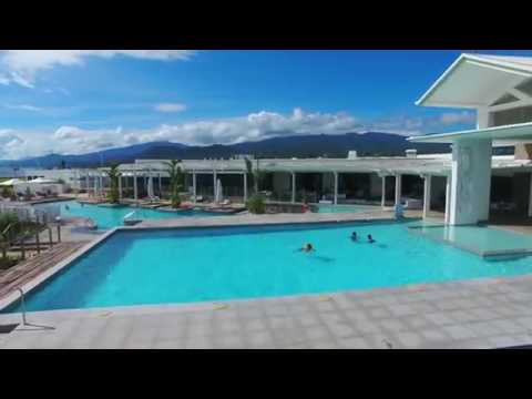 Taumeasina Island Resort Promo Video