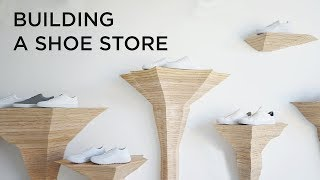 Building a Shoe Store in 20 Days