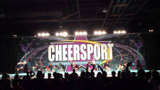 2015 Cheersport Nationals Day 1 - Power Athletics Lady Cats