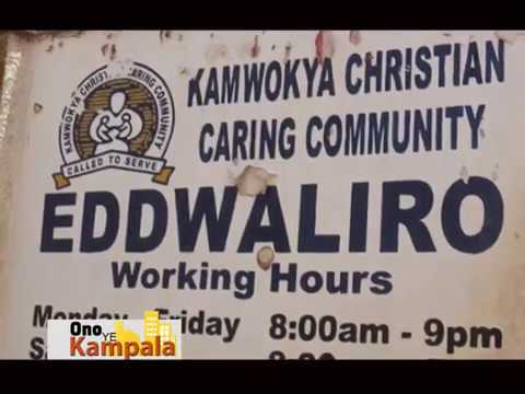 Ono ye Kampala: Eby'obulamu mu Kamwokya