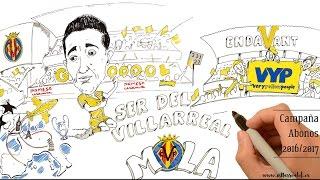 ¡Ser del Villarreal CF Mola!