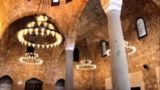 بالصور والفيديو: جامع الأمير عساف .. منبر العقيدة ومحراب الدعوة بالشام