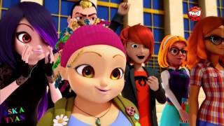 Miraculous LadyBug. Секреты. эпизод 4 на русском!