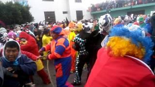 Carnaval Tenancingo Tlaxcala 2016 martes